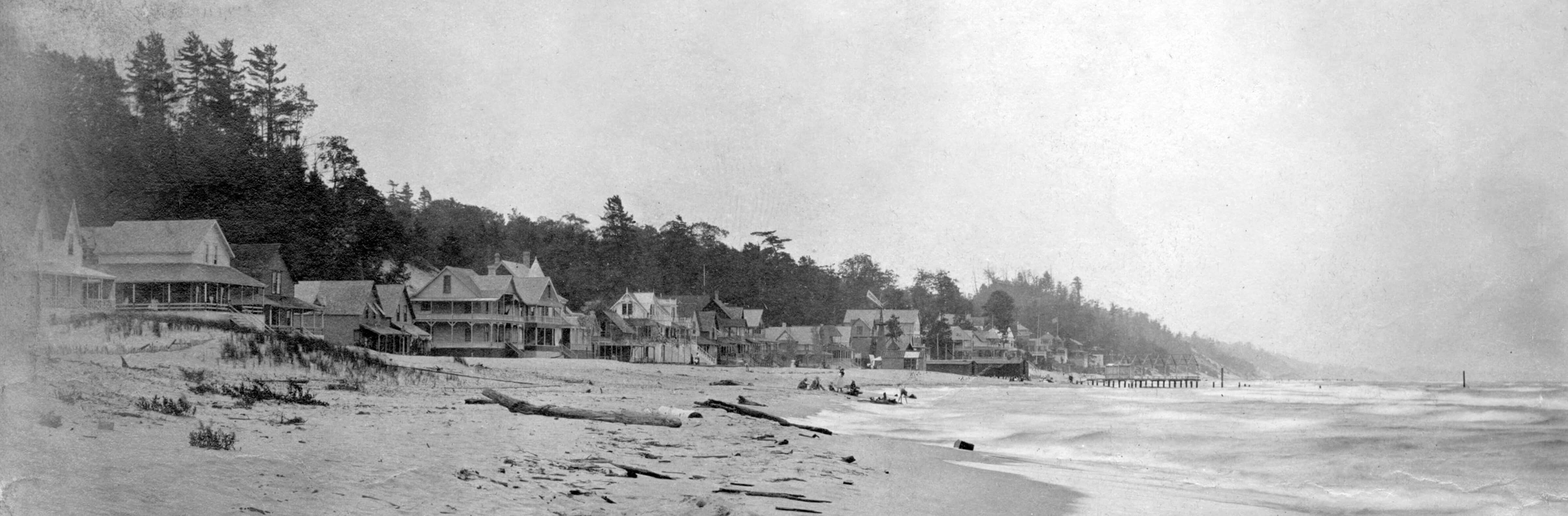 1900 Early Macatawa Cottages